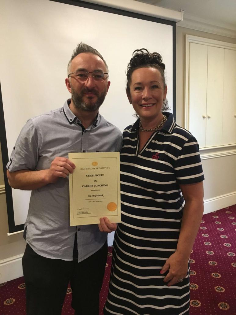 Career Coaching Certificate Joe McCormack