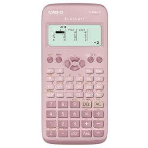 Casio fx-83GT X Pink